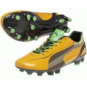 Puma Evospeed 1 FG pour homme Chaussures de football Taille 8.5