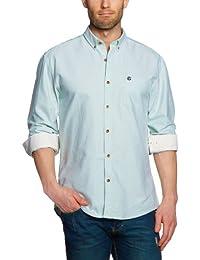 SELECTED HOMME Herren Freizeithemd 16022119 Collect shirt ls