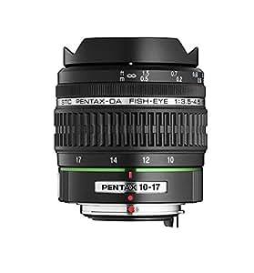 Pentax SMC-DA 10-17mm / f3,5-4,5 (IF) ED Objektiv (Fish Eye Zoom) für Pentax