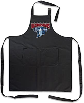 Urban Backwoods B Sharks Barbecue Cooking Apron