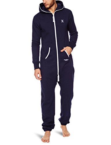 Onepiece Unisex Jumpsuit Original Blau