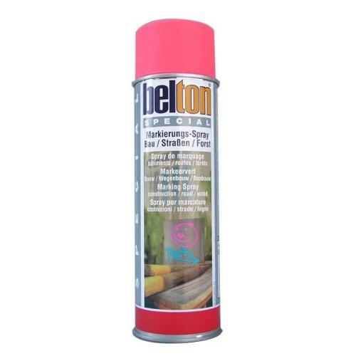 Preisvergleich Produktbild BELTON SPRAY 500 ml SPECIAL BAU+FORST MARKIER ROT *323561