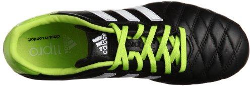 adidas Herren 11pro Fg black-running white-solar slime (F33102)
