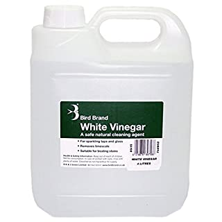 Bird Brand White Vinegar - 4 litre