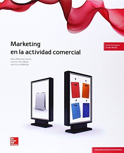LA - MARKETING EN LA ACTIVIDAD COMERCIAL GM por Joan Escrivá Monzó