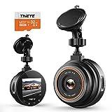 Dashcam 1080P Full HD, ThiEYE Autokamera Auto-Videorecorder mit 32 GB SD-Karte,...