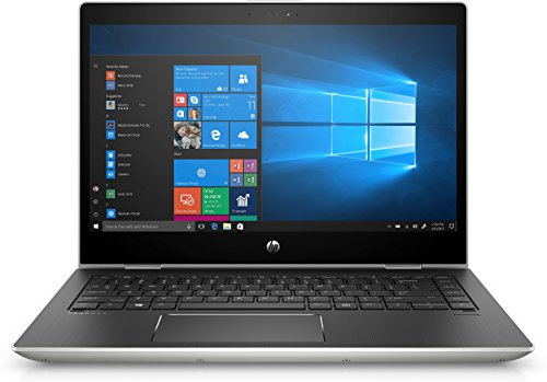 HP ProBook x360 i5 14 inch IPS SSD Convertible Silver