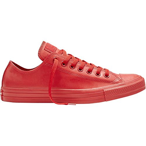Converse Unisex-Erwachsene Chuck Taylor All Star Rubber Sneakers Red