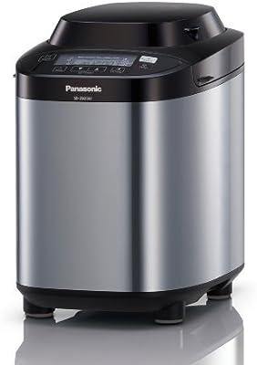 Panasonic SD2502 Stainless Steel Bread Maker by Panasonic