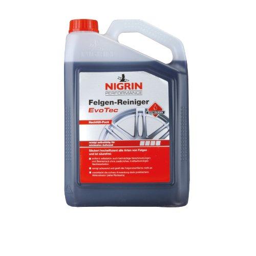 felgenteufel gruen Nigrin 72933 EvoTec Felgenreiniger, 3 Liter