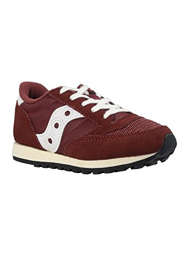 Baskets Saucony Jazz Vintage Original Grenat K
