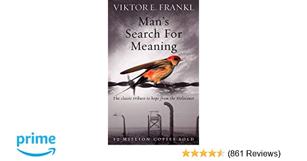 Man's Search for Meaning: Amazon in: Viktor E Frankl: Books