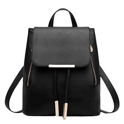 Nuovo Fashion da donna da donna in pelle PU borsa a tracolla da viaggio zaino scuola borsa-Satchel Zaino Spalle Borsa Frizione Schoolbag