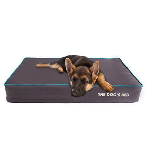 The Dog's Bed, Premium Plush Orthopedic Waterproof