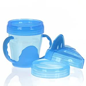 Vital Baby 200 ml 3 Stage Trainer Cup (Blue)