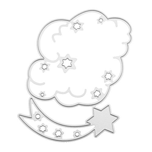 Lifet Nubes Perforadora–Troquel DIY Scrapbooking