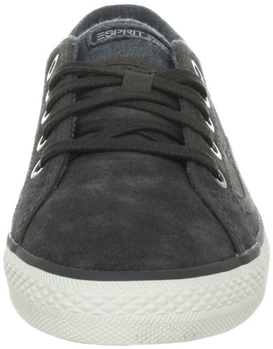 ESPRIT Kisha Lace Up G13040 Damen Sneaker Grau (lead grey 033)