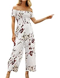 52e8b317294 Amazon.co.uk  White - Jumpsuits   Playsuits   Women  Clothing