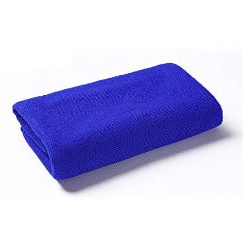 QAZWSX Geschirrtuch 10 Stücke Mikrofaser Auto Reinigungstuch Küche Hand Gesicht Waschen Set Tuch Farbe Zufällig -