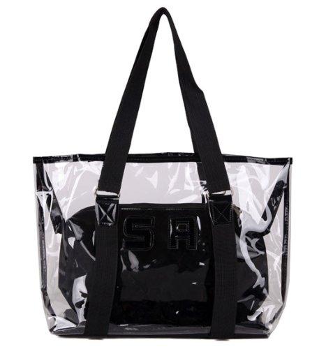 cooler-b145-sac-porte-epaule-transparent-grande-sac-femme-petite-interieur-plus-couleurs-noir
