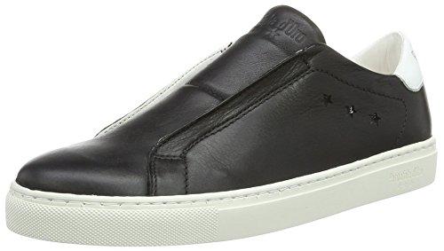 Pantofola d'Oro Carla Slip On Donne Low, chaussons d'intérieur femme Schwarz (Black)