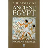 A History of Ancient Egypt by Nicolas Grimal (13-Oct-1994) Paperback