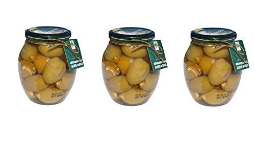 3x-oliven-grun-gefullt-mit-knoblauch-und-jalapeno-je-360g-glas-215g-abtropfgewicht-aus-griechenland-