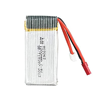 Studyset Li-Po Battery for MJX 101/X102H 1200MAH Big Power for Rc Quadcopter Drone