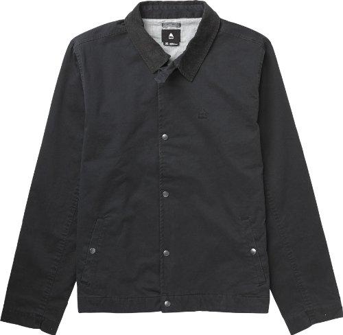 Burton veste pour homme mens finstock veste pour homme Noir - Noir