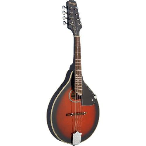 Stagg M30 - Mandolina bluegrass (tapa de madera de abeto rojo)
