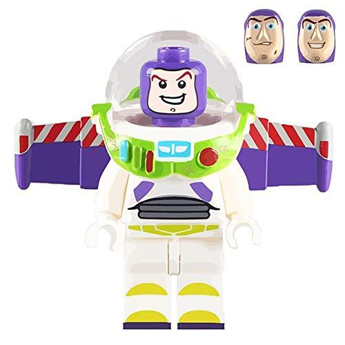 (Toy Story Buzz Lightyear Spielzeug Bausteine zusammengesetzt EIN geladenes Niedliche, lustige und lustige Spielzeuge, die es wert sind)
