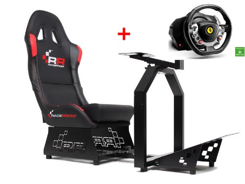 RR1000 Gameseat special Edition TX Racing Wheel Ferrari 458 Italia