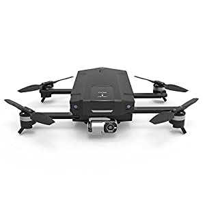 FAITHPRO GDU O2 Drone FPV Quadcopter with 3-Axis Stabilized Gimbal 4K HD Camera GPS & GLONASS Avoidance Sound Wave Positioning from FAITHPRO