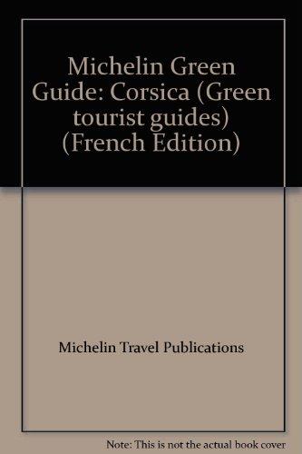 Corse : Guide de tourisme