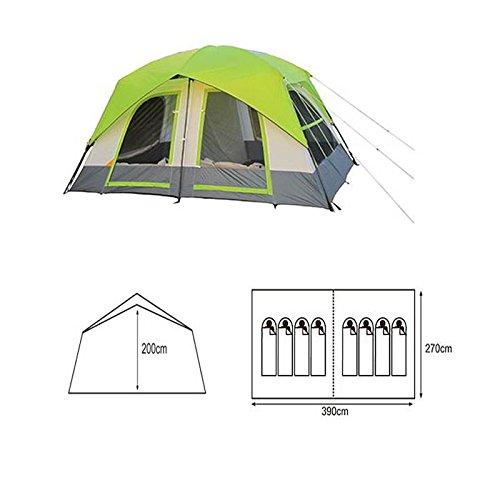 inesca–Zelt Cabin 8