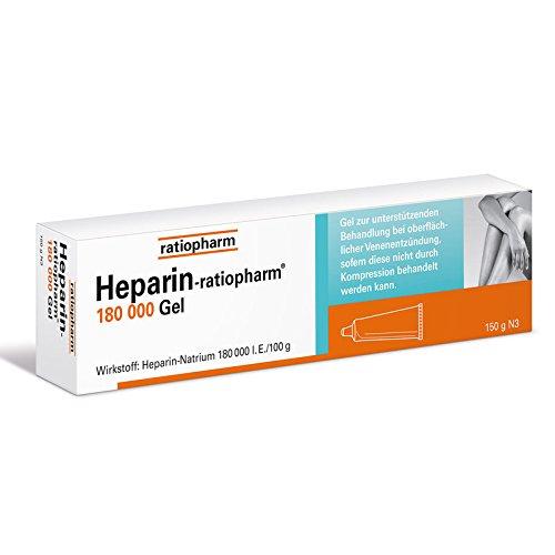 Heparin-ratiopharm 180000 150 g