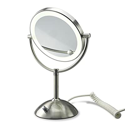 LOYWE LED Beleuchtet wunderschöne Kosmetikspiegel 1+5 LWW80-5