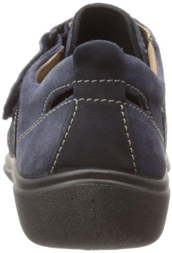 Rohde Rostock Mens Slipper Blue (jeans 55)