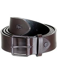 Lacoste Men's Brown Belt