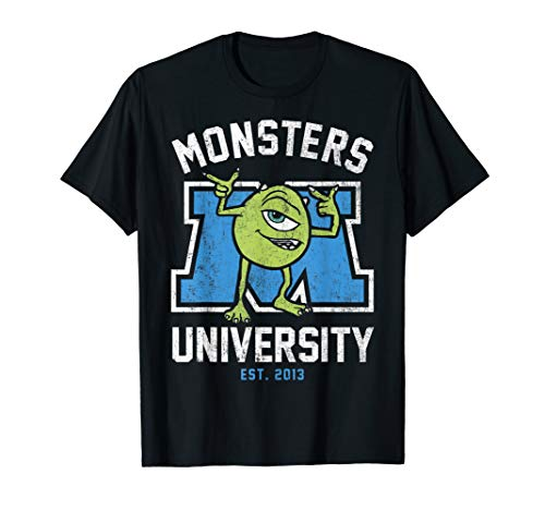 Monsters University Sulley Hoodie - Disney Monsters University Mike Graphic