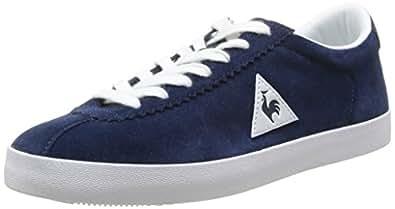 Le Coq Sportif Court Origin Suede, Baskets mode mixte adulte - Bleu (Dress Blue), 37 EU