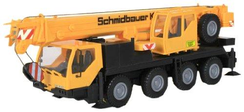 Kibri 13027 - Gru mobile Liebherr LTM 1050/4, scala usato  Spedito ovunque in Italia
