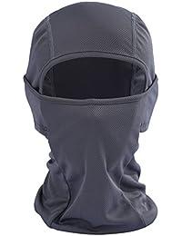 LoHai Balaclava 4 colori foulard inverno Maschera per il viso neve Ciclismo Maschera Balaclava termica in pile Cappello CS Tactical Cappuccio