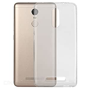 Unbreakable Soft Silicone Back Cover for VIVO V3 MAX