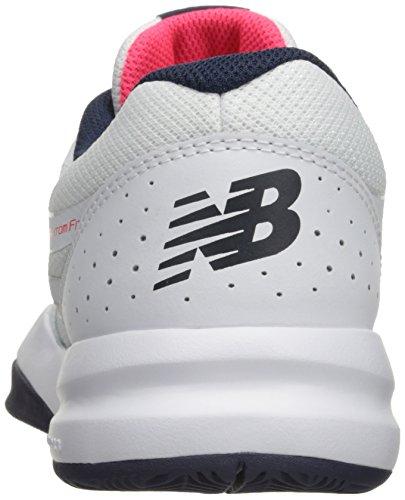 New Balance Men's Cushioning Tennis Shoe White/Pigment