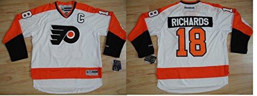 NHL Trikot/Jersey Philadelphia Flyers Richards #18 White in M (MEDIUM)