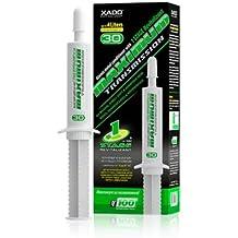 XADO Aditivo de aceite de transmisión para cajas de engranajes - Acondicionador de metal atómico máximo