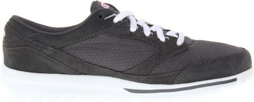 Skechers Go Walk Action Damen Sneakers Grau (CCCL)