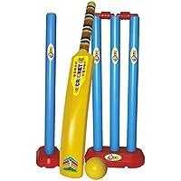 Umang Enterprise™ 2020 Cricket Kit Junior Plastic bat Ball Kit Cricket Playing Set for Kids Garden Play Set for Kids…