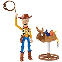 Toy Story - Woody, el vaquero (Mattel CLX47)